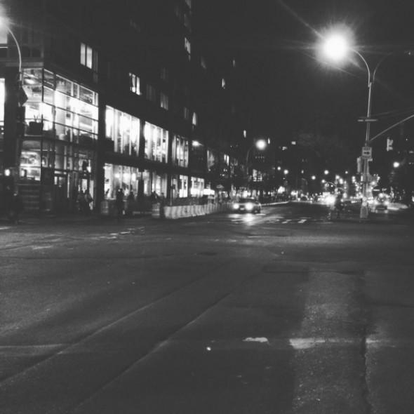 Optimized-crossroads